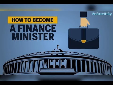 How To Be A Finance Minister
