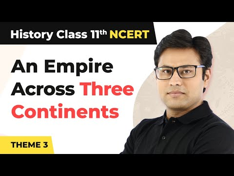 The Empire Across Three Continents